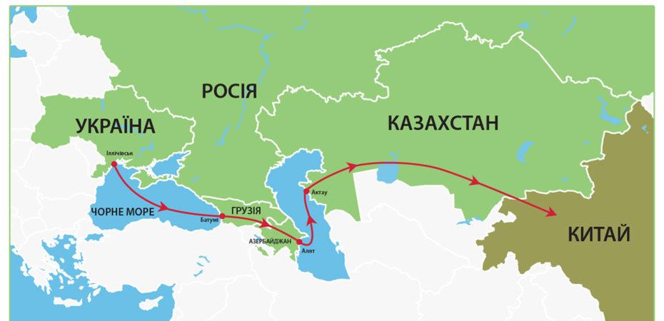 Министр инфраструктуры назвал главное условие для активизации «Шелкового пути» через Украину
