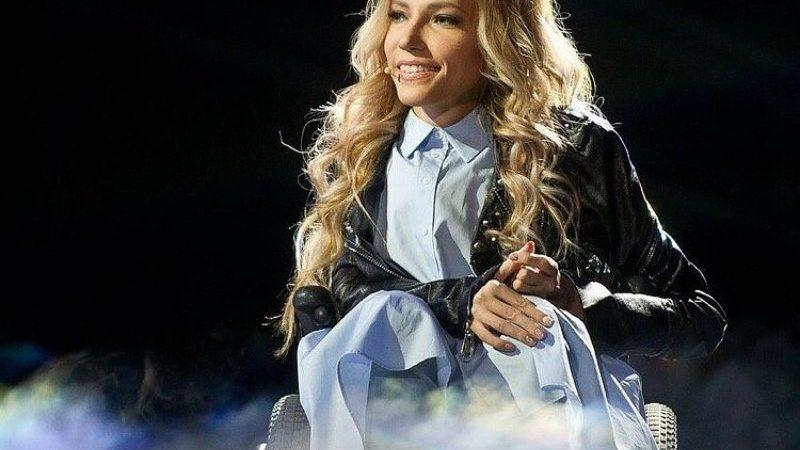 СБУ еще не приняла решение о запрете въезда для российской певицы Юлии Самойловой