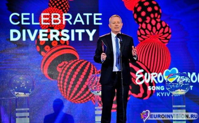 Йон Ола Санд предложил отменить запрет для Юлии Самойловой на время Евровидения