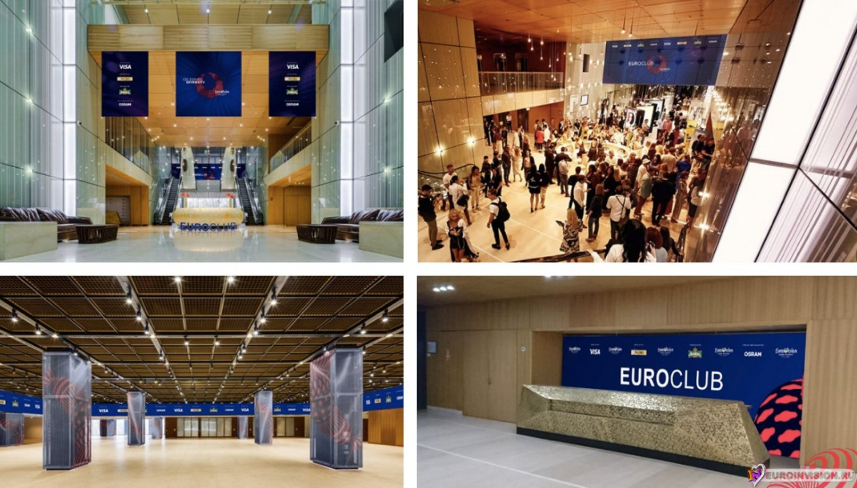 ЕвроКлуб-2017 вместит около 3500 посетителей
