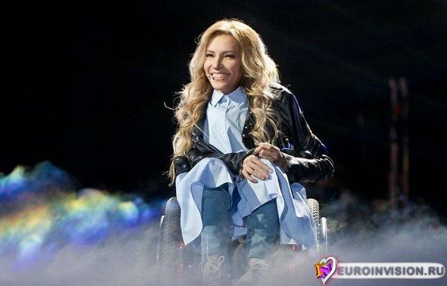Юлия Самойлова не будет выступать в Киеве