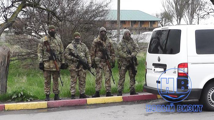 Журналист Алексей Журавко рассказал, что жители Генического района пожаловались на беспредел сотрудников УСБУ