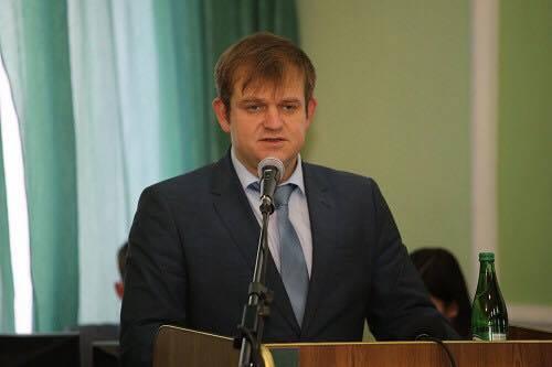 Олександр Адамчик запропонував алгоритм отримання коштів на ремонт доріг в області