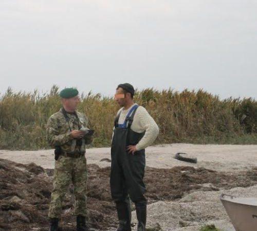 Прикордонники нагадують про правила прикордонного режиму та порядок плавання у внутрішніх водах України
