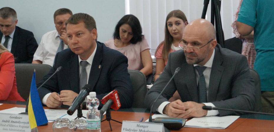 Андрій Гордєєв: «Ми бережемо спокій не лише в Україні, а й в Європі!»