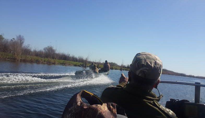 Держекоінспекцією у Херсонській області проведено рейд на акваторії річки Інгулець