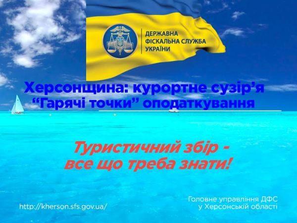 Туристичний збір: про платників та ставки податку