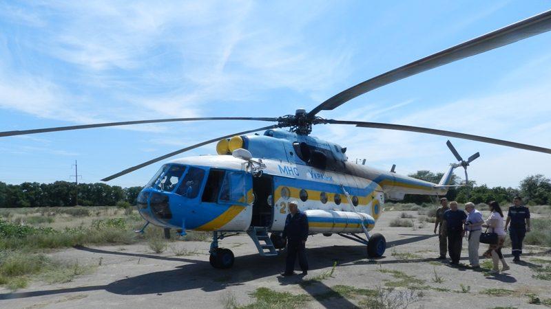 Оперативна інформація щодо пожежі на території Новокаховського лісництва у Херсонській області