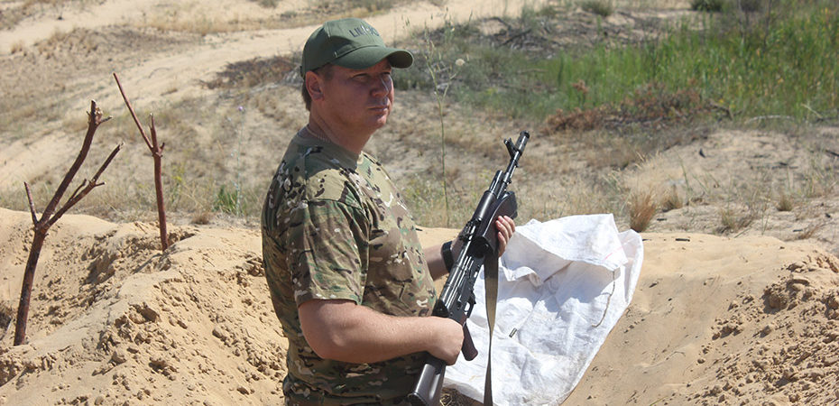 Андрій Гордєєв: «Херсонщина передова в проведенні навчань з територіальної оборони»