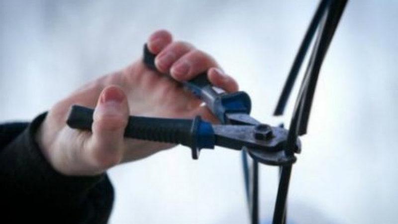 У Херсоні злодія вдарило струмом при спробі вкрасти електрокабель