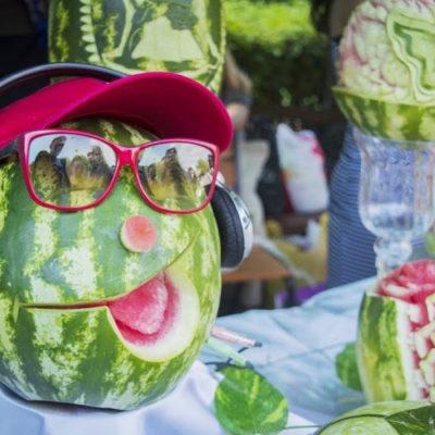 На Херсонщине прошел ежегодный фестиваль арбузов