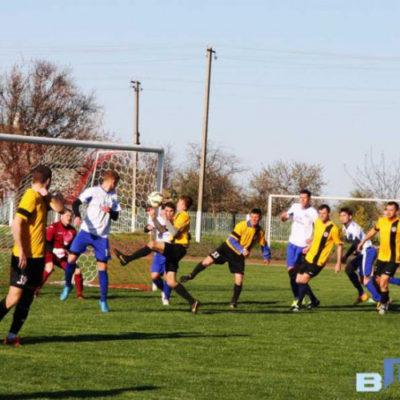 В Херсонской области забыли про футбол