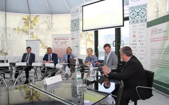 Херсонщина була представлена під час круглого столу «Змінимо майбутнє міграційних потоків – інвестиції в продовольчу безпеку і розвиток сільського господарства» напередодні відзначення Всесвітнього дня продовольства