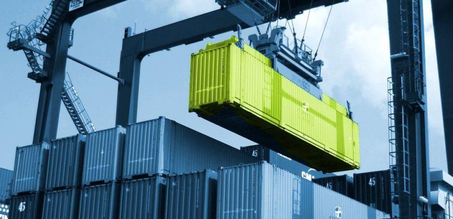 За полгода на Херсонщине экспортировали товаров на $126 млн.
