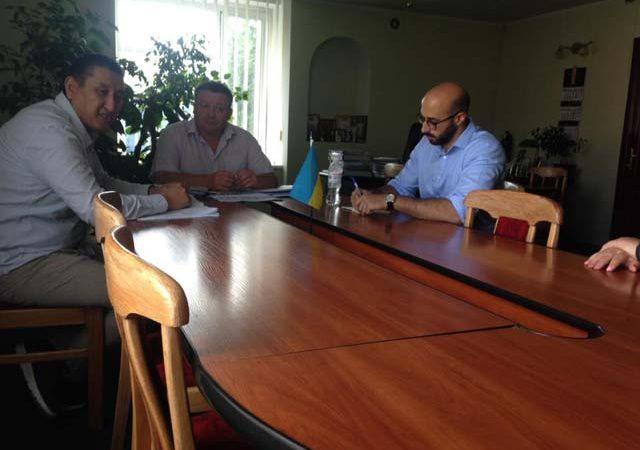 Підсумкова нарада спільно з членами Місії офісу Генерального інспектора Глобального фонду боротьби зі СНІДом, туберкульозом та малярією