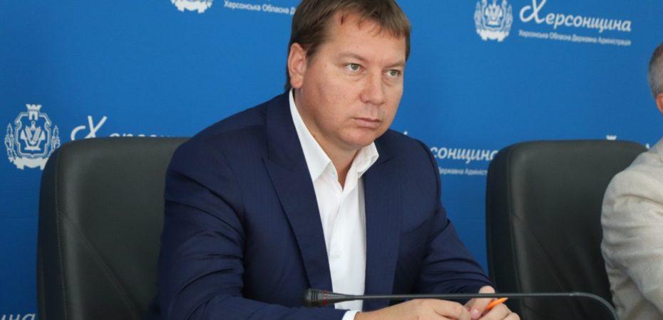 Андрій Гордєєв: «Ми збудуємо херсонське Батумі»