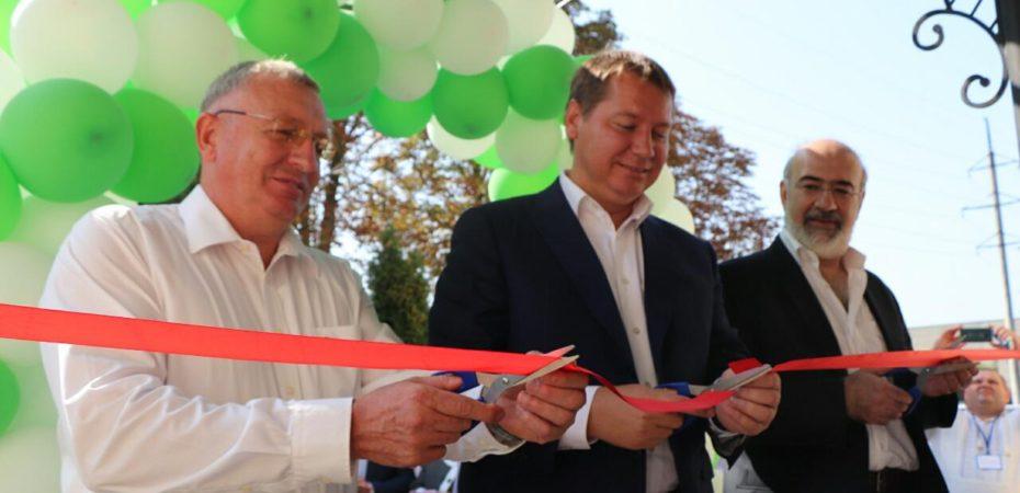 Андрій Гордєєв взяв участь у відкритті лабораторії «ТерраЛаб»