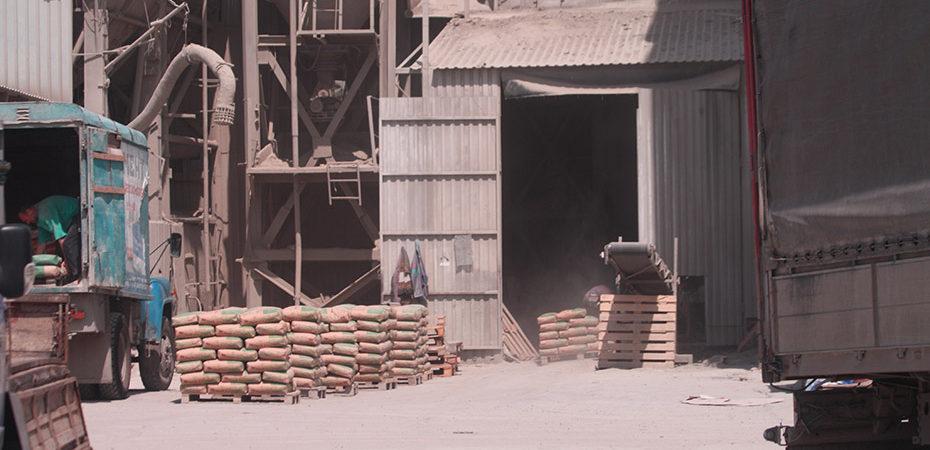 У Херсоні викрито невдалий німецький «досвід» цементного виробництва