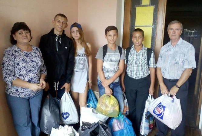 Школа милосердя: щорічна акція «Від серця до серця»