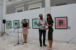 Херсонська школярка посіла ІІІ місце в ІV Всеукраїнській мистецькій акції