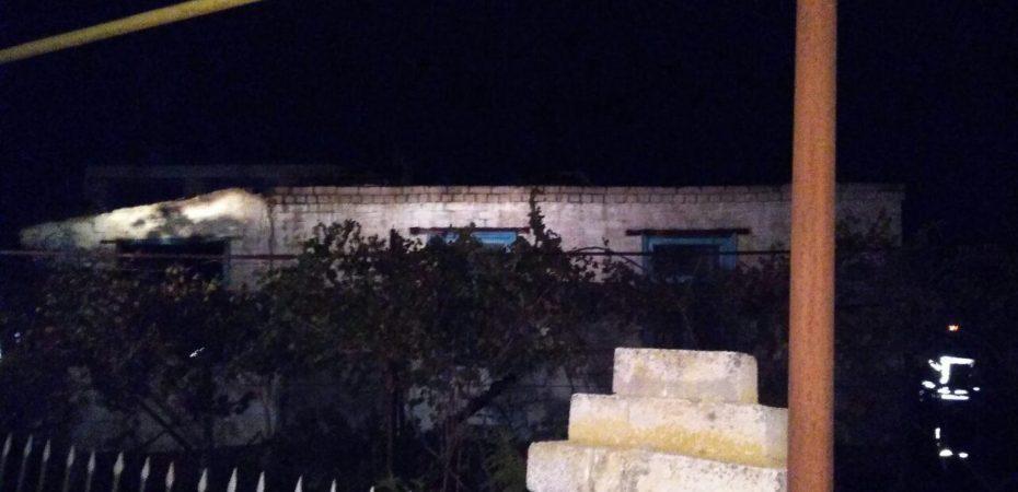Херсонські вогнеборці ліквідували пожежу у житловому будинку