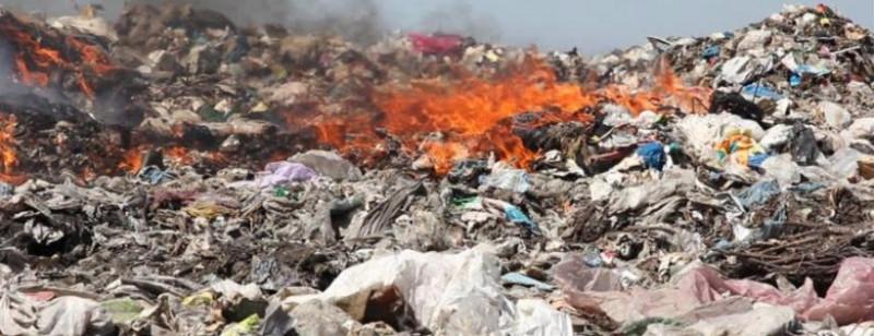 В Херсоне «решают» проблему с вывозом мусором