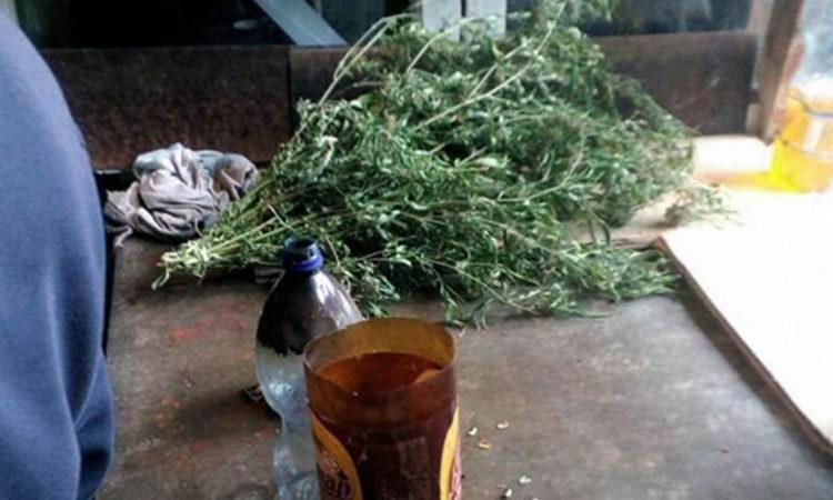На Херсонщині поліція вилучила 7 кг «канабісу» у жителя Каховки