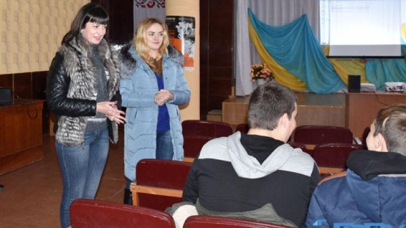 Фестиваль Docudays UA посетил Чаплинку