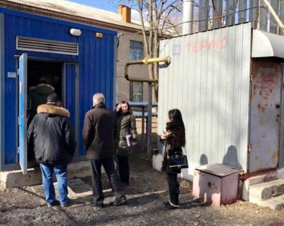 Райбольницу в Геническе обогреют за 2 миллиона