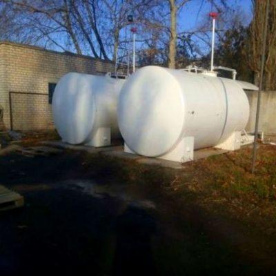 В Херсонской области изъято 23 тыс. литров ГСМ и оборудование АЗС почти на 2 млн грн