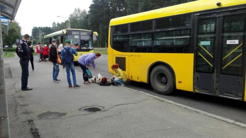 В Херсоне ищут свидетелей вчерашнего происшествия «с девушкой и маршруткой»