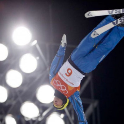 Український фристайліст Олександр Абраменко став олімпійським чемпіоном