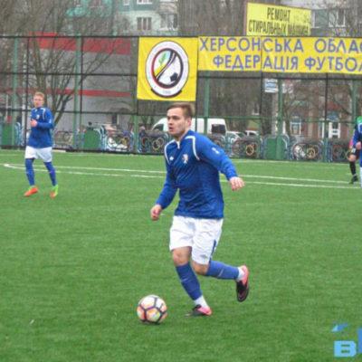 «Таврия» переиграла «Николаев-2»
