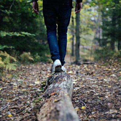 Прогулянки на природі — чудова терапія для розуму