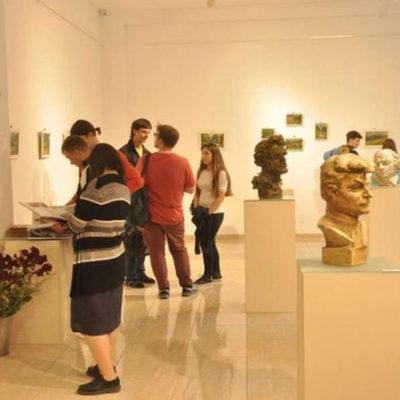 У Львові представили творчий доробок скульптора Івана Самотоса