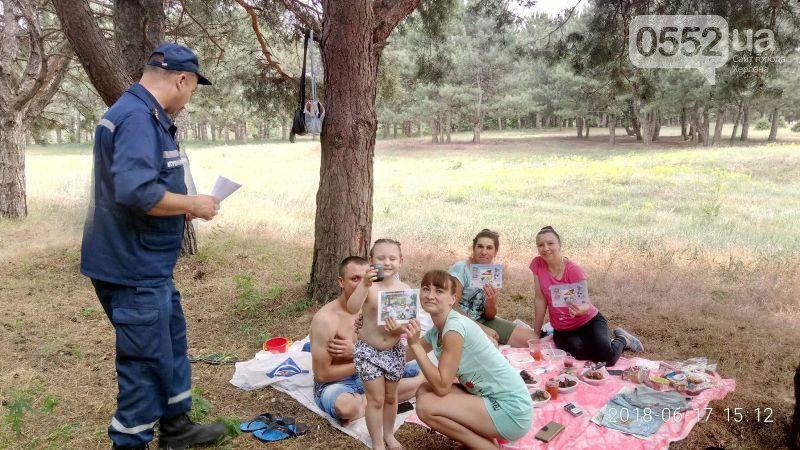 Каховські рятувальники нагадують правила безпеки сезонного характеру