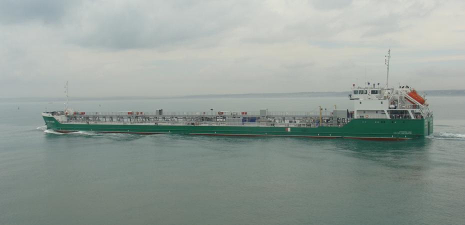 Владелец танкера «Механик Погодин» обвинил украинских силовиков в попытках незаконного проникновения