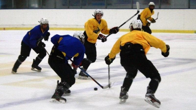 У вихідні херсонська ХК «Дніпро» зіграє проти хокеїстів з Києва