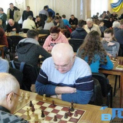 Шахматный турнир памяти Николая Кравченко