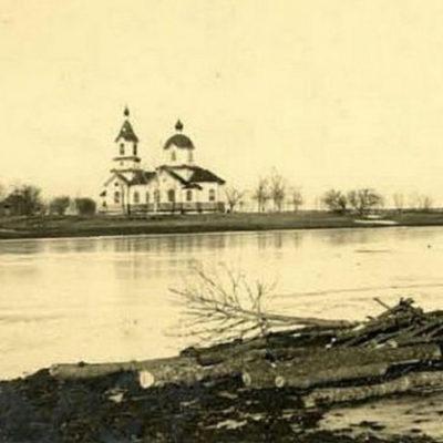 У Австрійському державному архіві знайшли фото втраченого волинського храму
