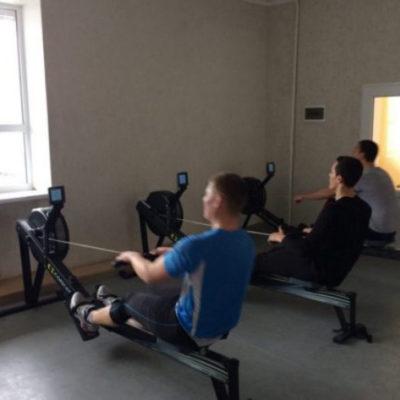 Украинские гребцы начали в Херсоне подготовку к спортивному сезону-2019