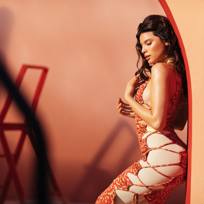 Певица Michelle Andrade привезет в Херсон Latino Ritmo