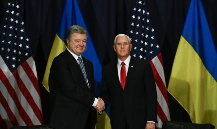 Україна домовилася з Америкою про поставку озброєння