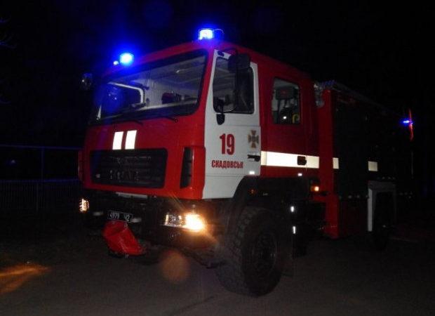 У Скадовському районі в результаті пожежі загинула домашня птиця