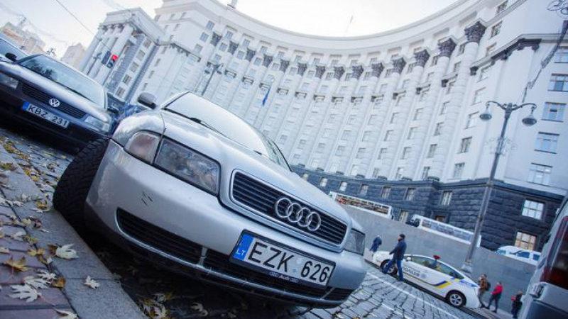 11 млрд. грн на пенсії від розмитнених «євроблях»