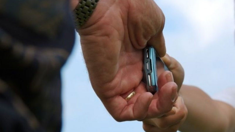 Новокаховчанин помог правоохранителям задержать злоумышленника