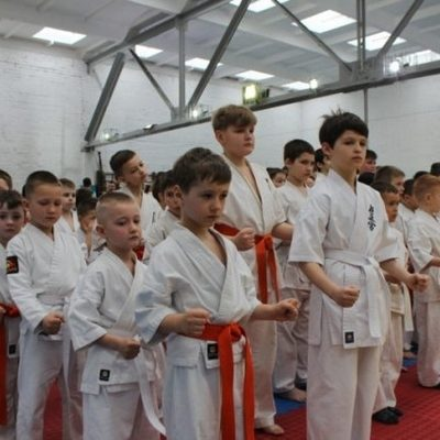 Завершился турнир по киокушин каратэ «Кубок новичка»