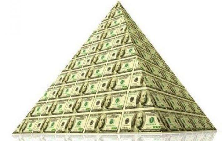 Пирамида ОВГЗ за год выросла на 70%: Украина все больше платит жуликам и ворам — Дубинский
