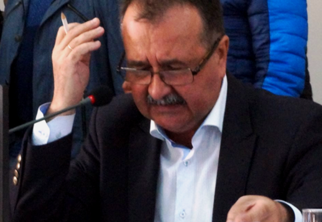 Не задавшийся день Владимира Миколаенко