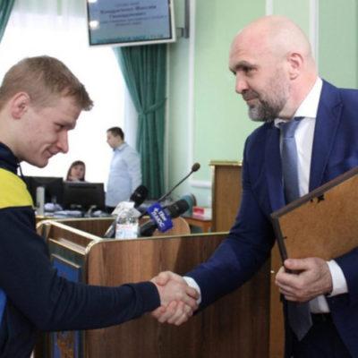 Обласна влада подякувала спортсменам за високі досягнення на європейській арені